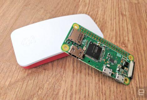 Raspberry Pi Zero W é um computador de US$ 10 com WiFi e Bluetooth