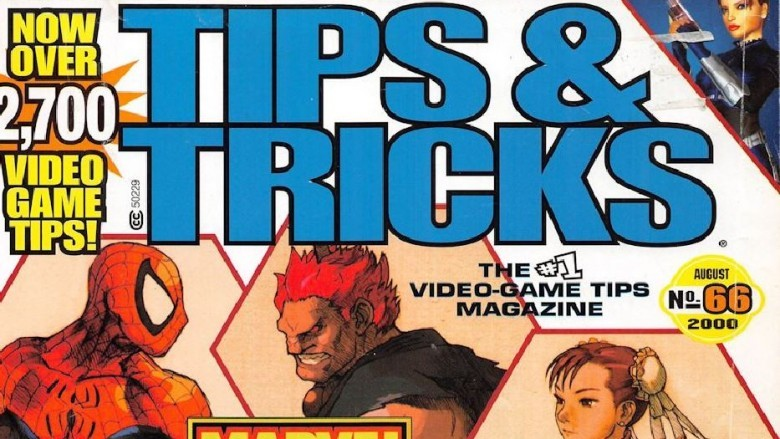 tips and tricks magazine