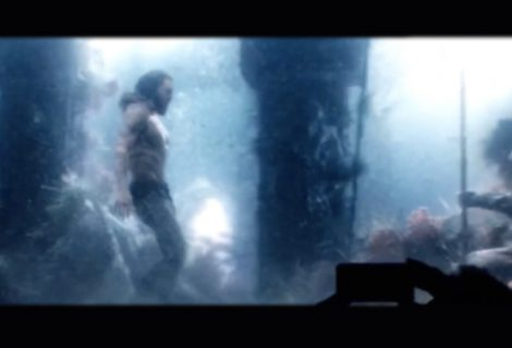 Zack Snyder revela vídeo teste do filme de Aquaman