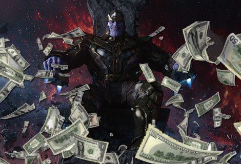 Confira o gigantesco valor de produção de Vingadores: Guerra Infinita