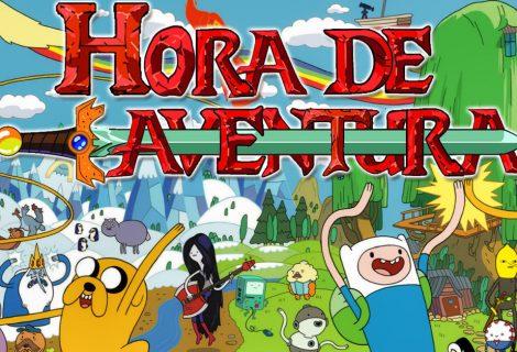 Cartoon Network terá uma nova minissérie de A Hora da Aventura