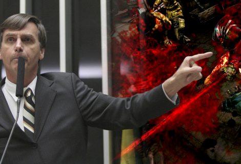 Polêmica: em vídeo antigo, Bolsonaro fala sobre jogos violentos