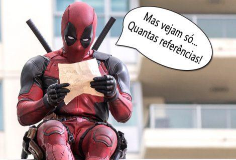 Teaser de Deadpool 2 bate todos os recordes de referências
