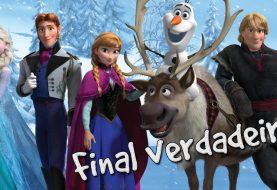 Final original de Frozen é finalmente revelado pelos produtores