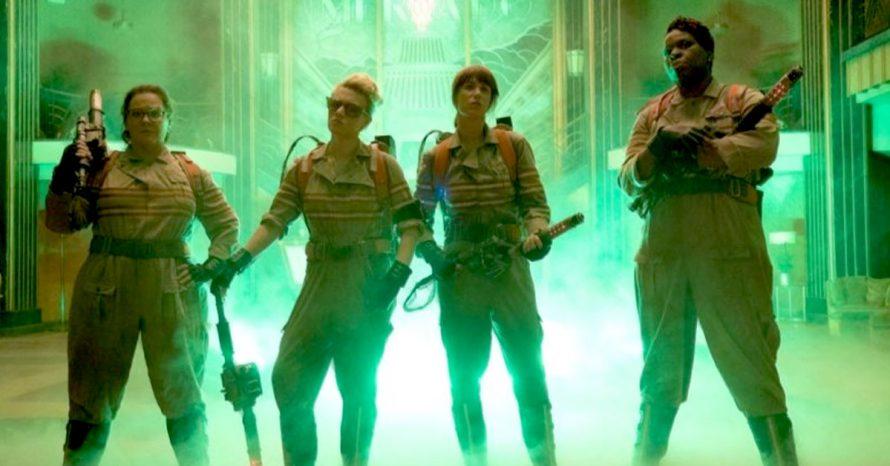 Mais filmes dos Caça-Fantasmas podem estar a caminho