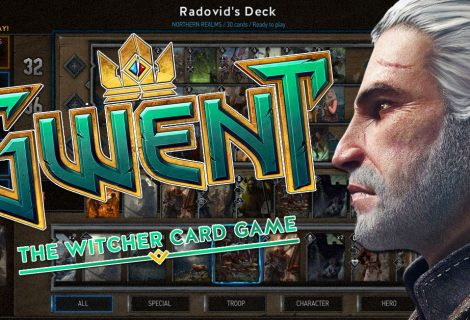 Gwent: beta do jogo de cartas de The Witcher começa esta semana