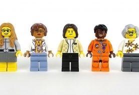 LEGO homenageia cientistas da NASA em conjunto de peças
