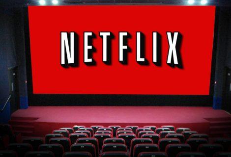 Netflix planeja se tornar um estúdio de cinema legítimo