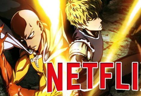 Um dos animes mais populares, One-Punch Man, está agora na Netflix