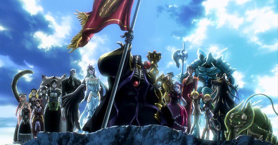 Segunda temporada do Anime Overlord anunciada!