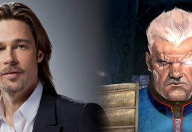 Brad Pitt pode ser o Cable na sequência de Deadpool