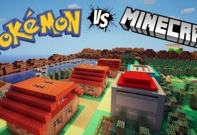 Usuário do Reddit recria o jogo completo de Pokémon Red em Minecraft