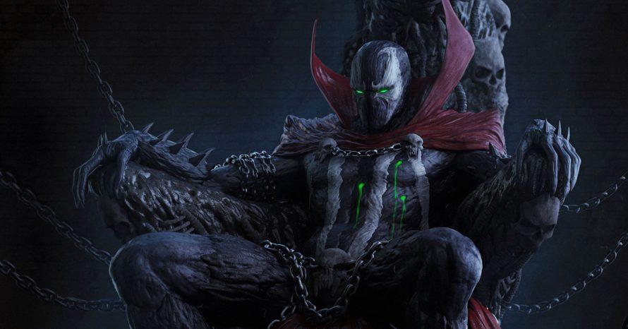 Spawn pode ser um dos personagens 'convidados' de Mortal Kombat 11