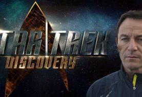 Star Trek: Discovery trará Jason Isaacs como seu capitão