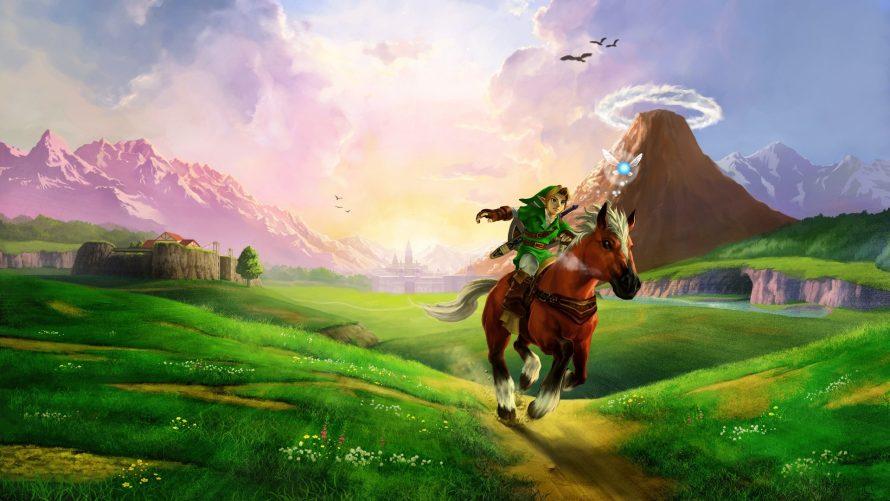 Top 10 jogos da franquia The Legend of Zelda