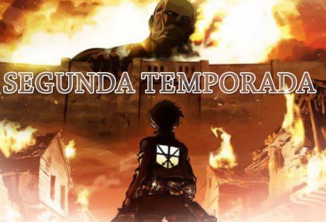 Segunda temporada de Attack on Titan anunciada com 12 episódios