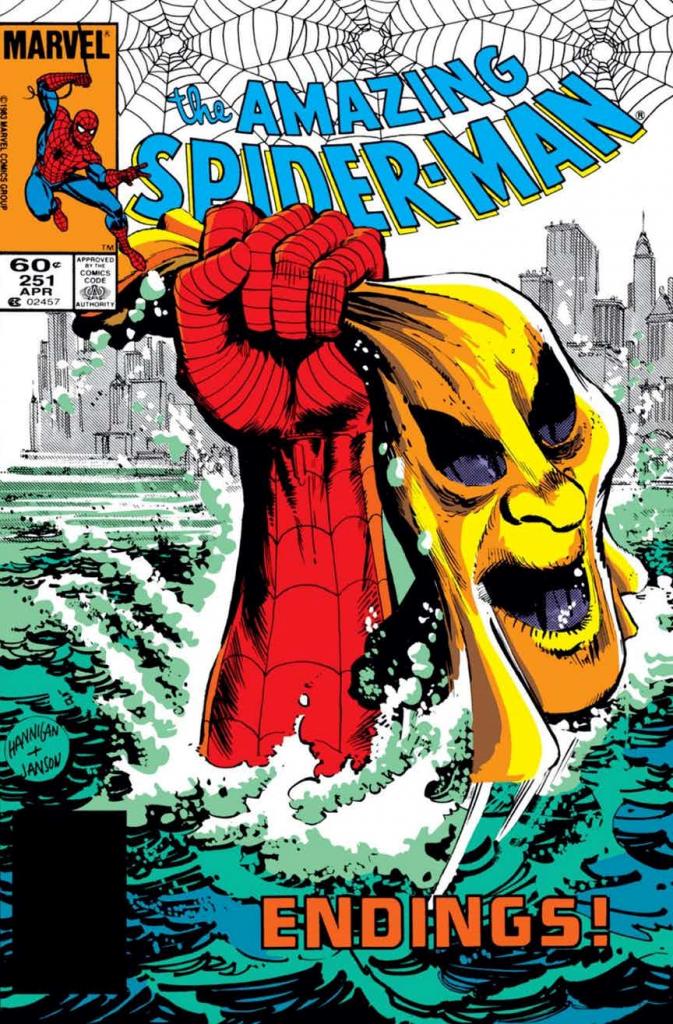 amazing spider-man #251