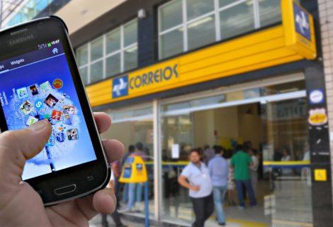 Serviço Correios Celular é lançado com plano de R$ 30 e WhatsApp grátis