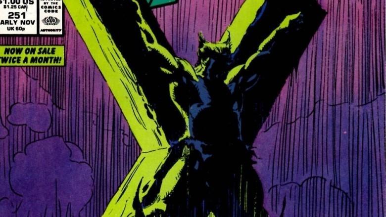 fabulosos x-men wolverine crucificado