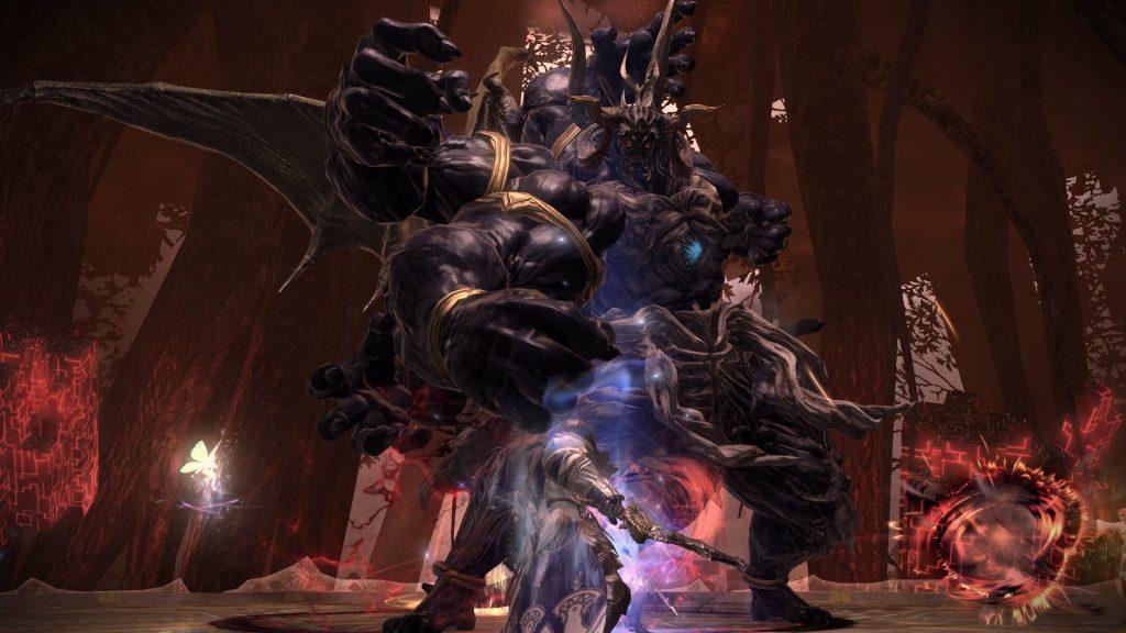 final fantasy xiv ultra boss