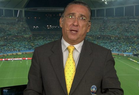 Galvão Bueno narrará partida de League of Legends no SporTV
