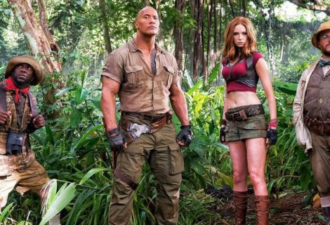 Ao som de Guns N' Roses, 1° trailer de Jumanji: Welcome To The Jungle é divulgado