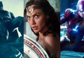 Teasers de Liga da Justiça mostram Batman, Mulher-Maravilha e Flash