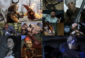 Top 43 companions de Mass Effect e Dragon Age