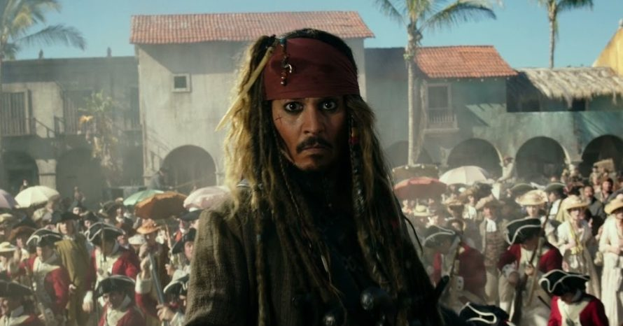 Executivo confirma que Johnny Depp está fora do reboot de Piratas do Caribe