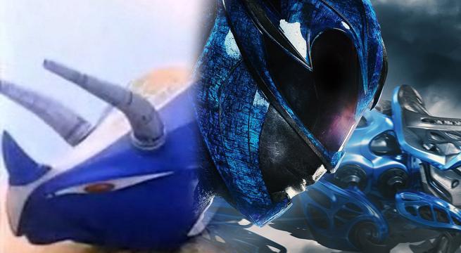 power ranger azul zord