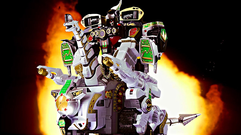 power rangers ultrazord