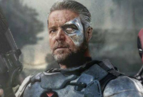 Russell Crowe diz que gostaria de interpretar Cable em Deadpool 2