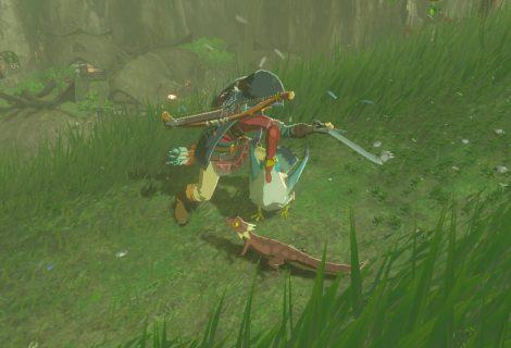 Os melhores easter eggs de The Legend of Zelda: Breath of the Wild