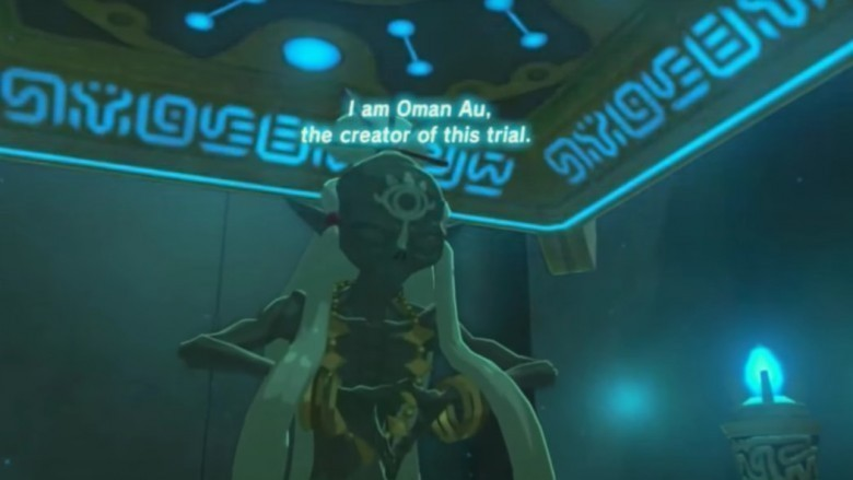 the legend of zelda breath of the wild oman au