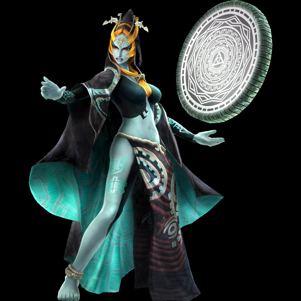 the legend of zelda midna
