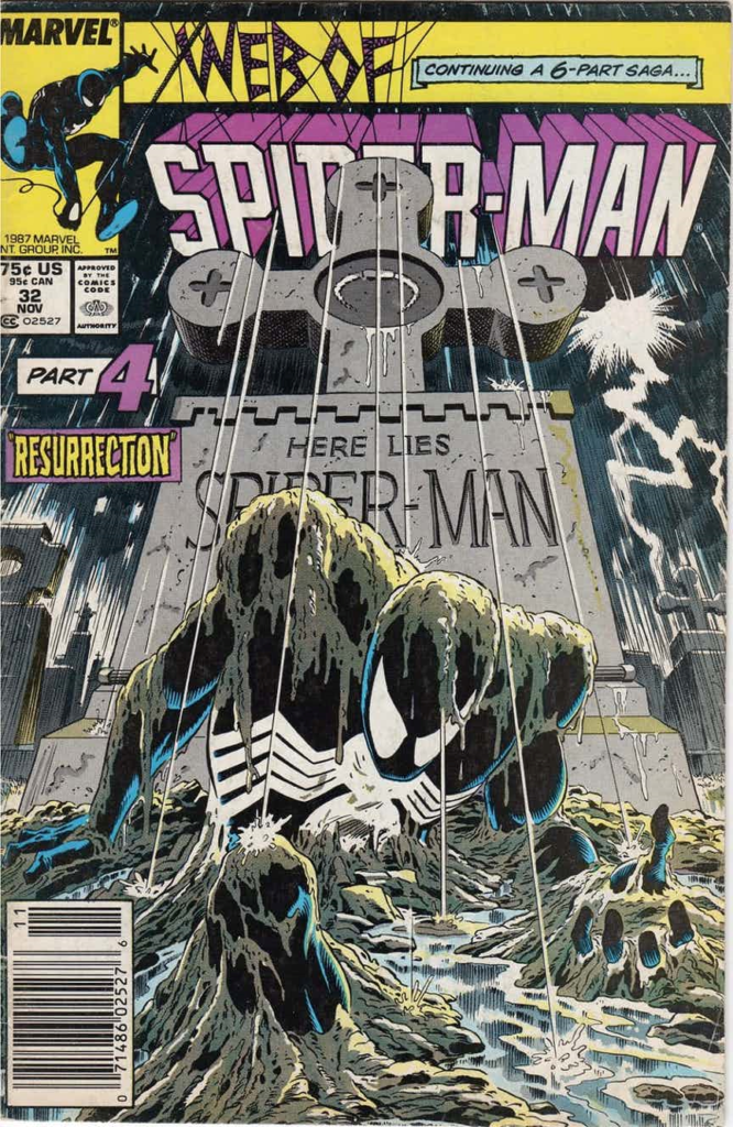 web of the spider #32