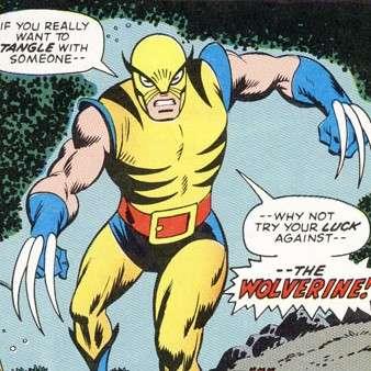 wolverine primeira aparição hulk