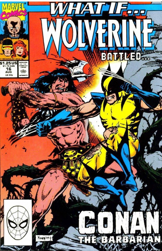 wolverine vs conan
