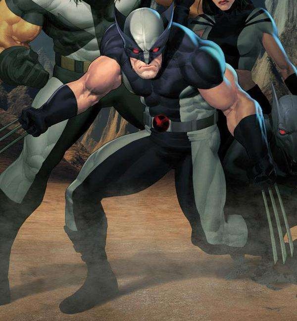 wolverine x-force