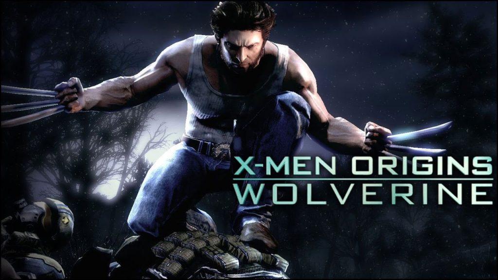 x-men origins wolverine jogo