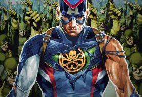 Marvel revela que o Capitão América foi sempre um vilão