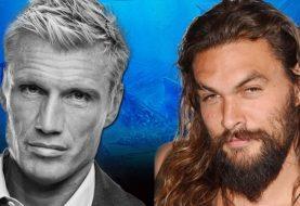Dolph Lundgren se junta a Jason Momoa em Aquaman