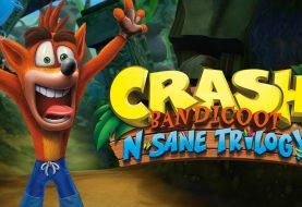 Assista ao gameplay do remaster da trilogia de Crash Bandicoot