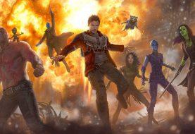 Fotos dos bastidores revelam novos heróis em Guardiões da Galáxia 2