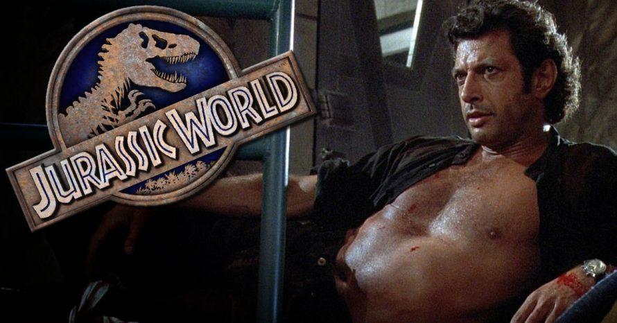 Jeff Goldblum participará da sequência de Jurassic World