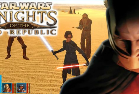 Reboot de Star Wars: Knights Of The Old Republic Reboot pode estar em desenvolvimento