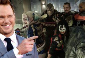 Chris Pratt afirma que Esquadrão Suicida introduziu personagens demais