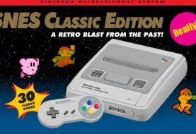 Rumor afirma que Nintendo deve lançar uma versão Classic do SNES este ano