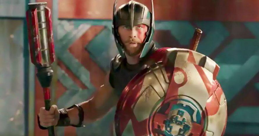 Chris Hemsworth, o Thor, dá boas vindas ao Deadpool no Universo Marvel