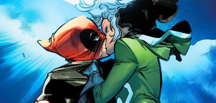 Deadpool e Vampira se beijam e formam casal em história em quadrinhos